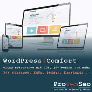 WordPress Comfort