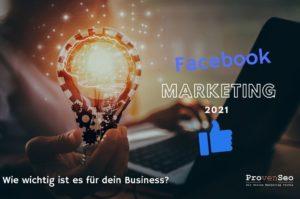 Read more about the article Ist Facebook für dein Business noch wichtig?